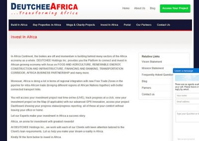 Deutchee Africa