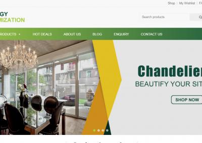 Energy Optimization Official eCommerce Website